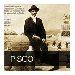 All about Pisco